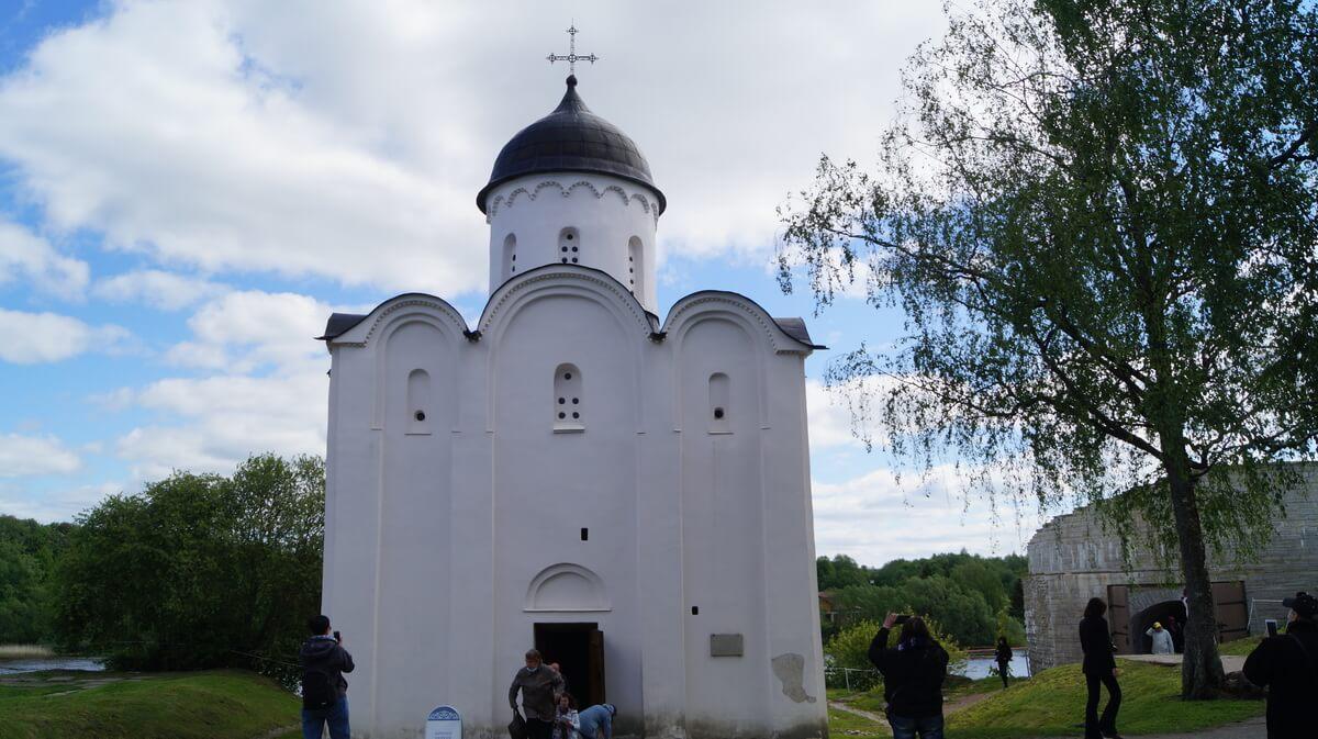 Церковь Святого Георгия. Старая Ладога