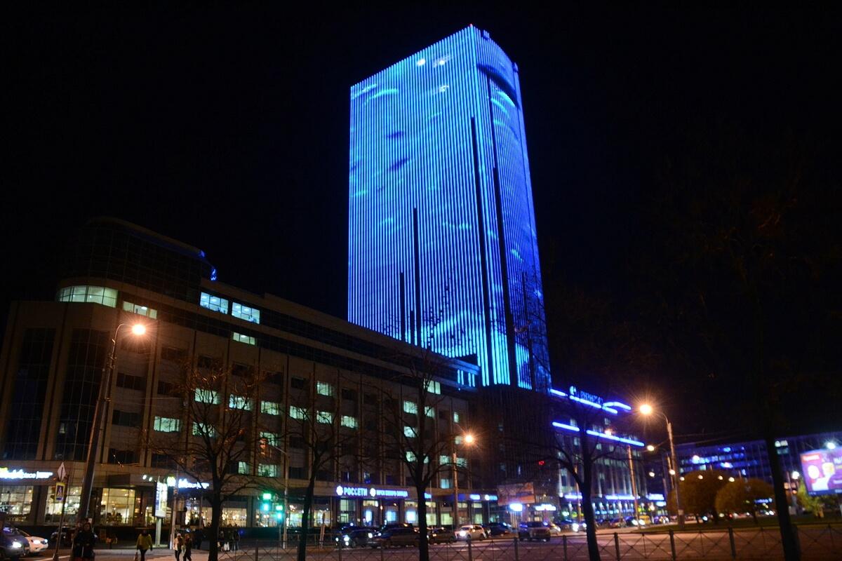 Бизнес-центр Leader Tower