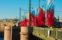 Парад Победы в Петербурге 9 мая 2021