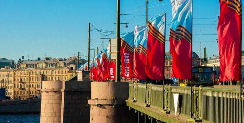 Парад Победы в Петербурге 9 мая