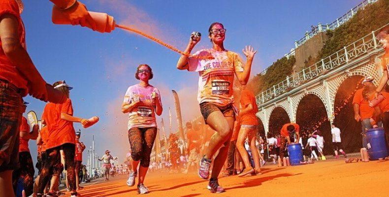 Красочный забег ColorsGO 2 мая приглашает присоединиться