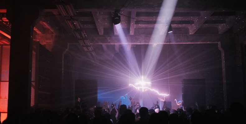 Вечеринка электронной музыки PORT пройдет в гавани Васильевского острова 23 февраля