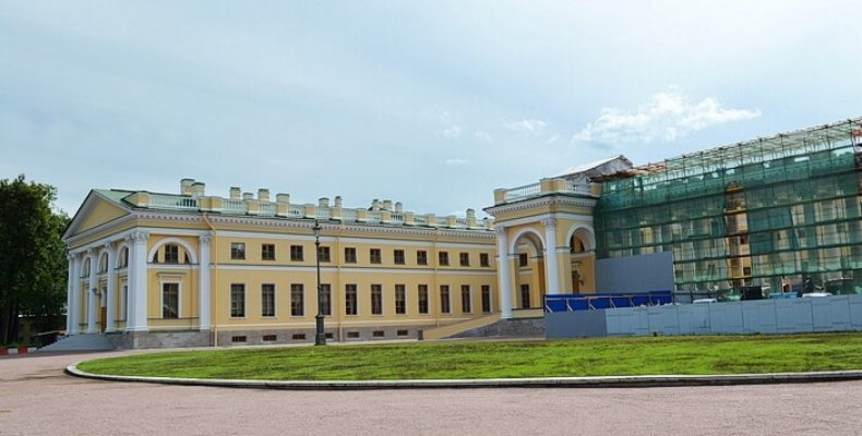 Александровский дворец в Царском Селе открыт: билеты и часы работы
