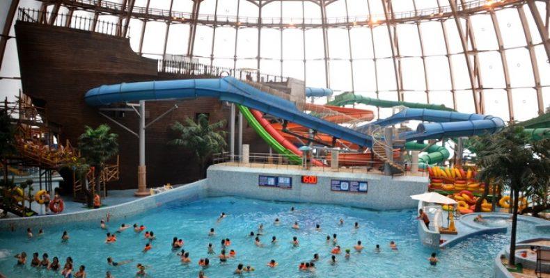 Аквапарк «Питерлэнд» закрыт на неопределенный срок