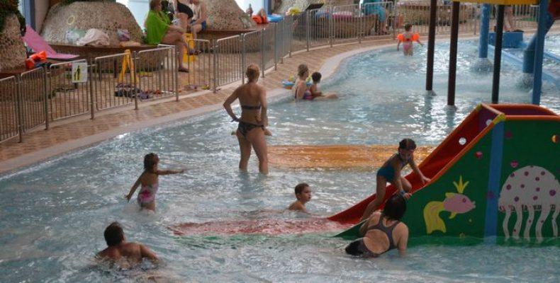 Аквапарк «Питерлэнд» снова открыт