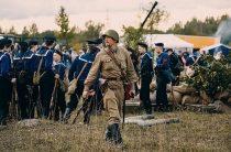 Историческая реконструкция подвига авроровцев 27 сентября