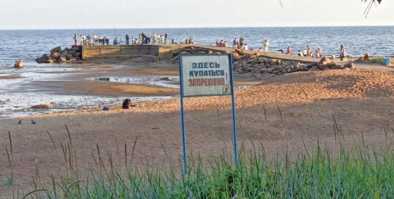 Где можно купаться в Петербурге и Ленинградской области летом 2019. Список мест