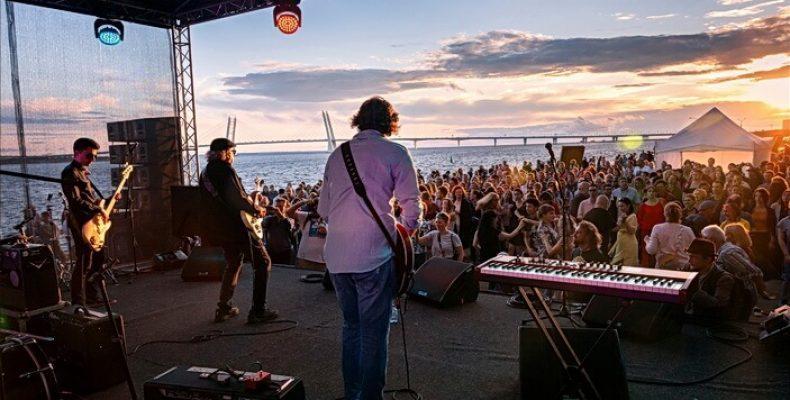 Блюзовый фестиваль «Мосты» в «Севкабель Порт» 4 августа
