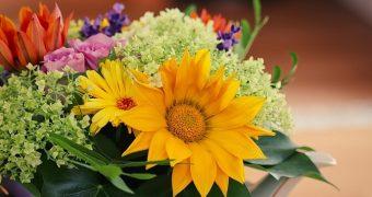 Самые популярные виды цветочных композиций на заказ