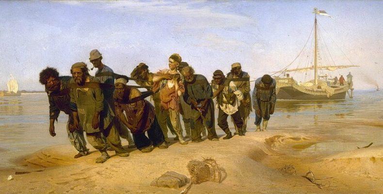 Выставка в честь 175-летия со дня рождения Ильи Репина в Русском музее работает до 9 марта 2020