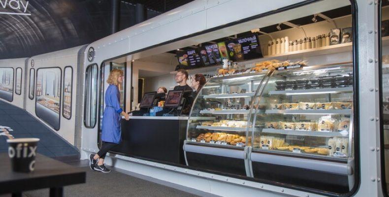 Cofix открывает еще две кофейни в СПб с fix price по 60 рублей