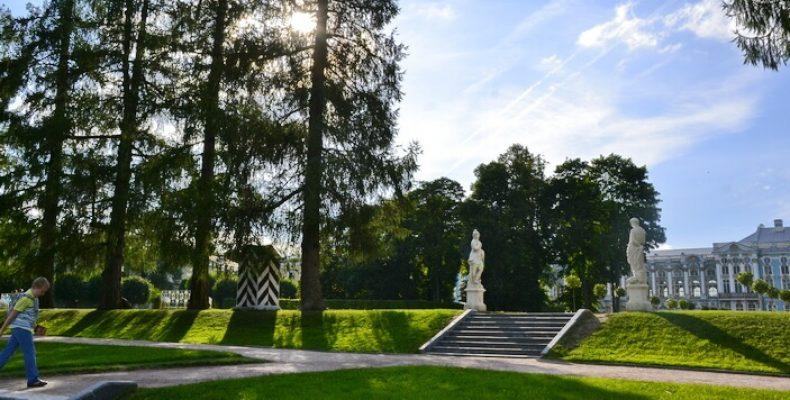 Екатерининский парк станет бесплатным с 20 октября 2018