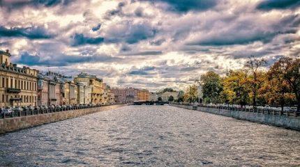 Куда сходить в Санкт-Петербурге в октябре