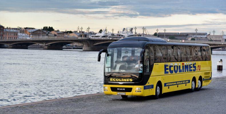 Ecolines отвезет летом из Петербурга в Иматру и Лаппеенранту