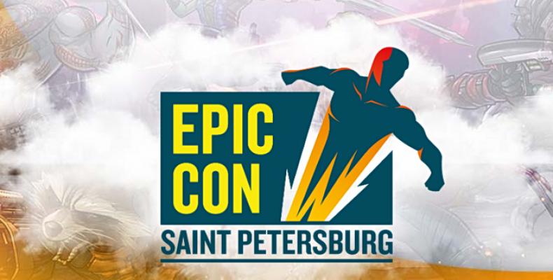 Epic Con в СКК 27-28 апреля 2019: актер из «Игры престолов» и стенд Гарри Поттера