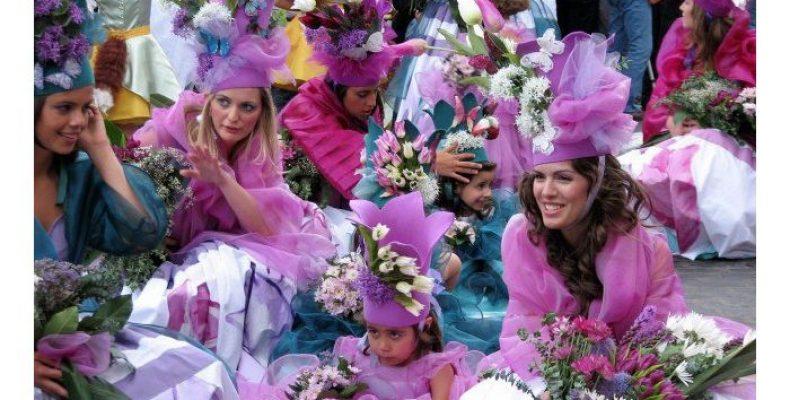 12 июня в городе пройдет крупнейший в России Фестиваль цветов