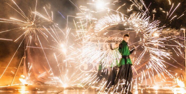 Фестиваль огня и света «Вместе Зажигаем» пройдет в парке имени Бабушкина 7 и 8 декабря