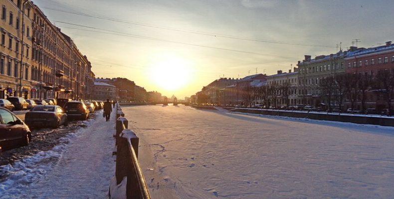 Куда сходить в Санкт-Петербурге в декабре, точнее с 1-го по 25-е
