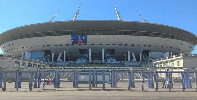 Стадион на Крестовском увидит финал Лиги Чемпионов 29 мая 2021