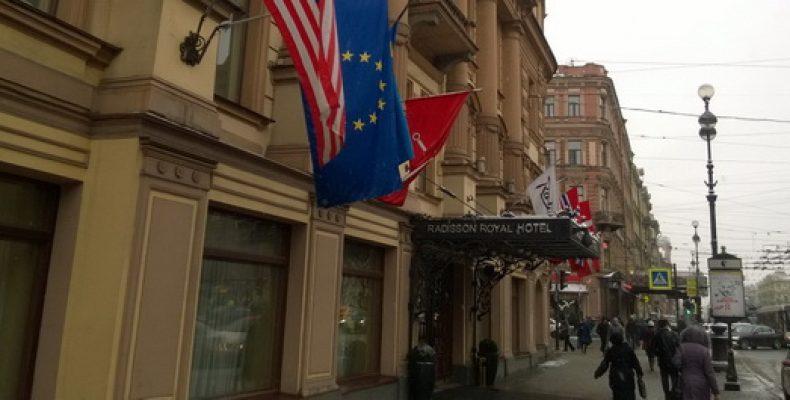 Максимальные цены на отели в Петербурге на Чемпионат мира по футболу 2018