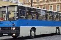 Экскурсия на ретро-автобусе по Петербургу