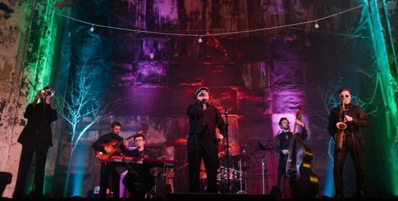 Вова Чё Морале и Sweet Hot Jazz Band с концертом в Анненкирхе 22 марта