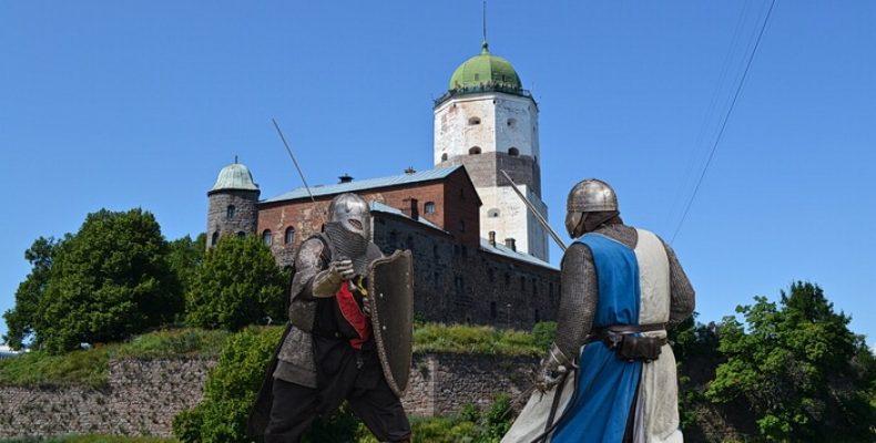 В Выборгском замке 27 и 28 июля устроят рыцарский турнир Святого Олафа
