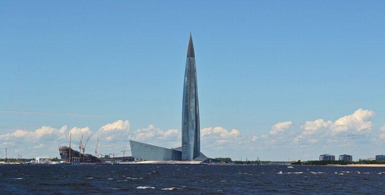 «Лахта Центр» в Петербурге. Самые интересные факты
