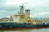 Фестиваль ледоколов на Неве 19 и 20 сентября