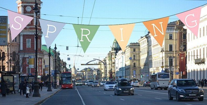 Интересные и увлекательные мероприятия в Петербурге в марте