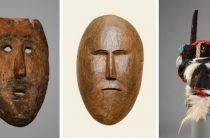Онлайн-выставка масок в Российском этнографическом музее