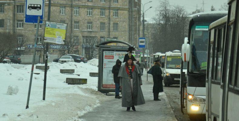Наполеон в Петербурге