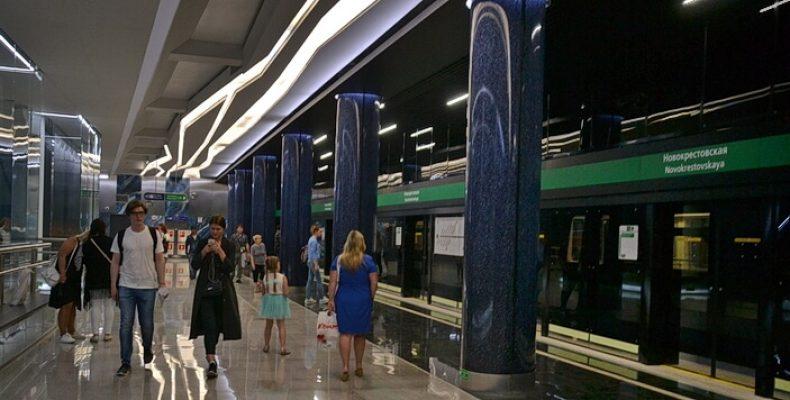 Станция метро Новокрестовская теперь называется Зенит