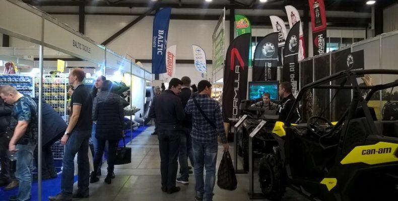 Выставка «Охота и рыболовство» будет проходить с 18 по 21 октября в Экспофоруме