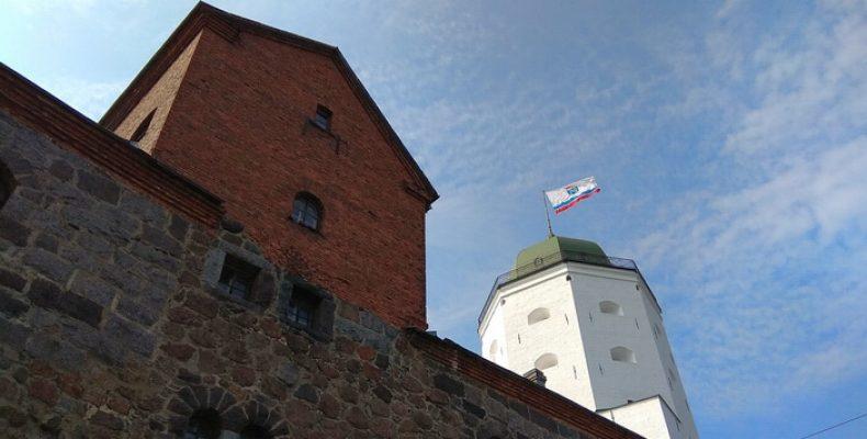 Выборгский замок открыл башню Святого Олафа – недешево