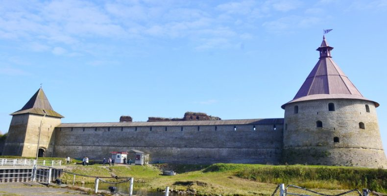Исторический фестиваль в крепости Орешек 15-16 июля