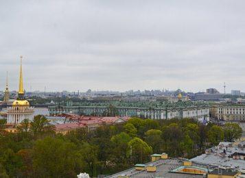 Смотровые площадки Петербурга с панорамными видами