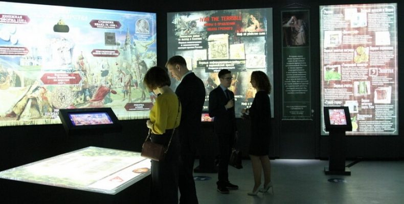 Гиды Петербурга в шоке от Парка «Россия – Моя история»