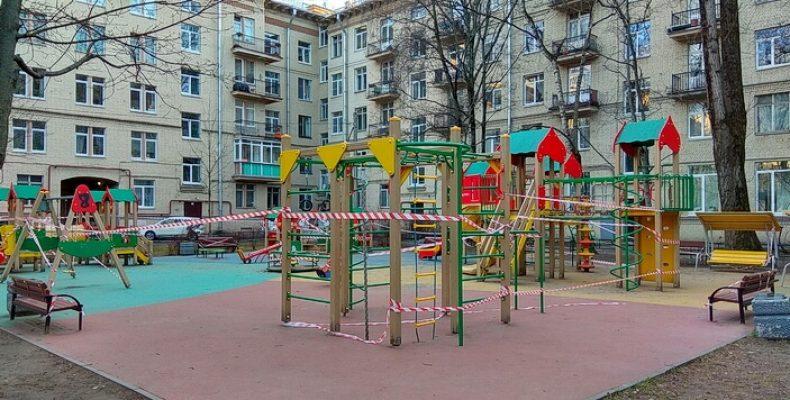 Штрафы в Петербурге за нарушение режима самоизоляции. Что надо знать UPDATE