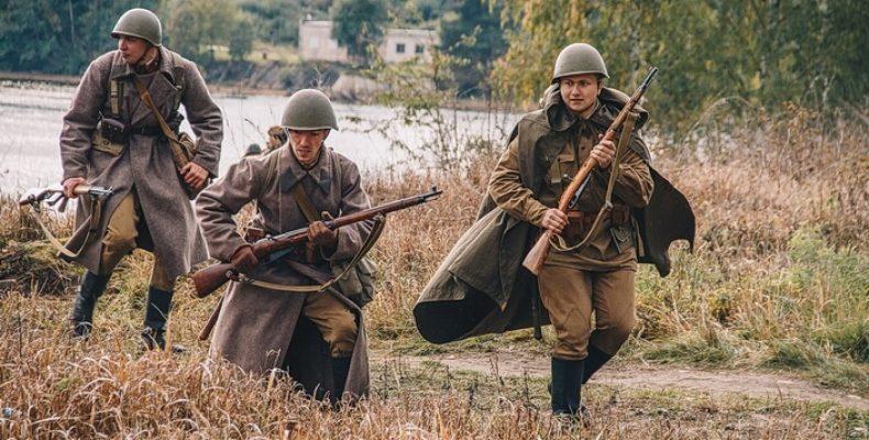 Военно-исторический фестиваль Плацдарм «Невский пятачок» 20 сентября