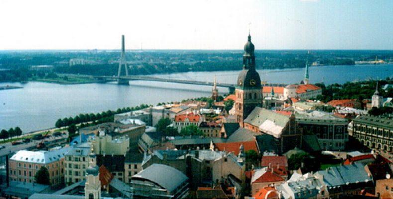 Как доехать до Риги