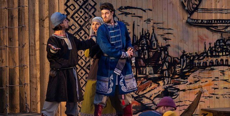 Очень необычный мюзикл «Садко» — достопримечательность Великого Новгорода