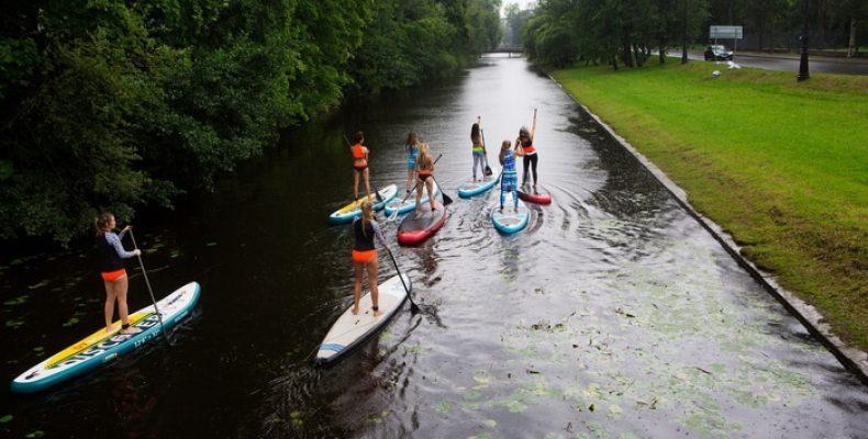 В Петербурге впервые пройдет водный фестиваль «Твоя вода»