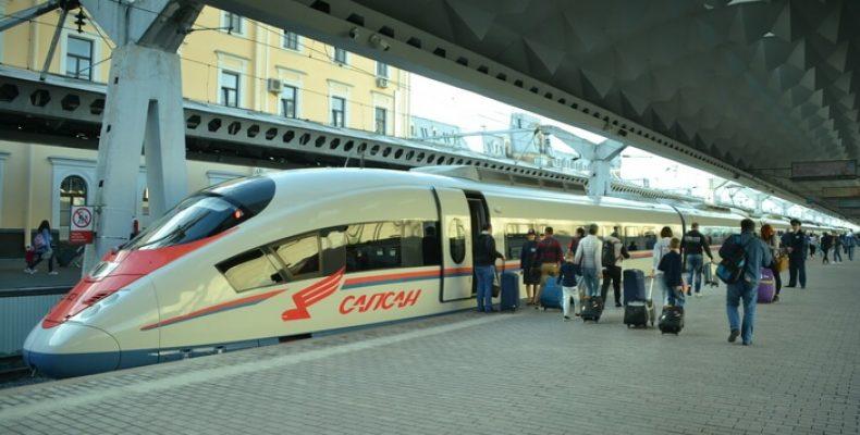 На «Сапсане» в Москву за… 1540 рублей по тарифу «Базовый»