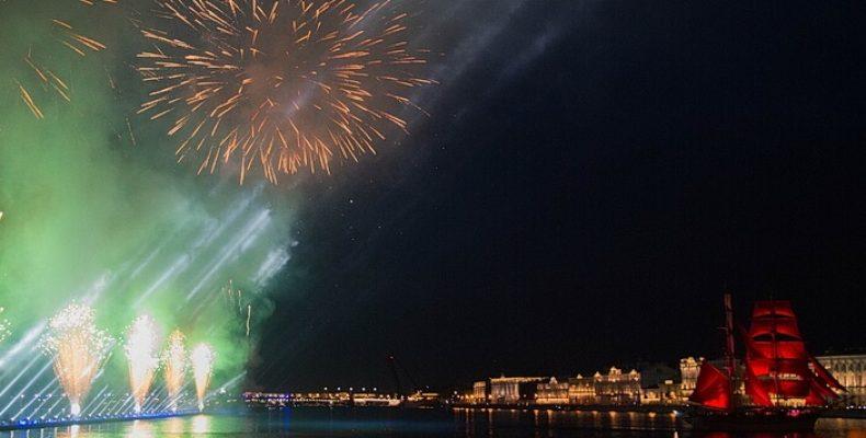 «Алые паруса» в Петербурге в 2021 году пройдут 25 июня