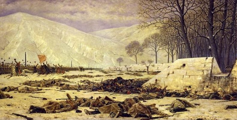 Выставка картин Василия Верещагина в Русском музее