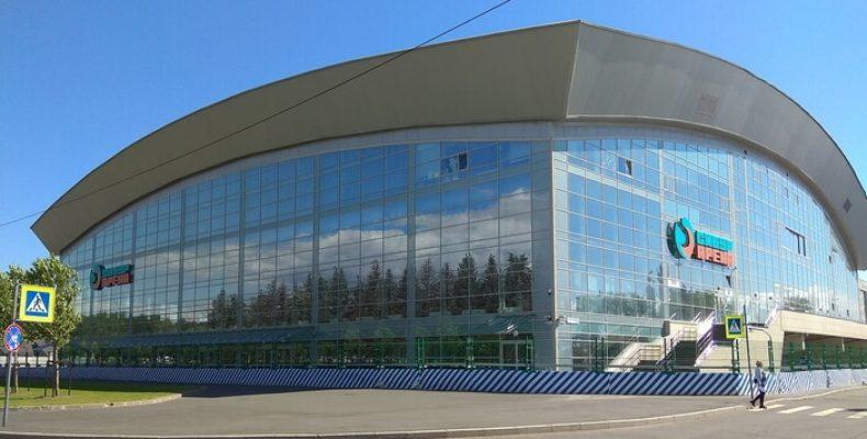Теннисный турнир St. Petersburg Open 2018 пройдет с 16 по 23 сентября в «Сибур Арене»