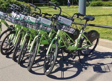 Шеринговый велопрокат SmartBike в Петербурге. Наш тест-драйв
