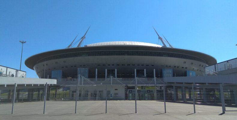 Как добраться до стадиона «Газпром Арена» на Крестовском острове