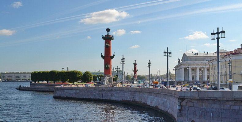 Васильевский остров в Петербурге — самые интересные места